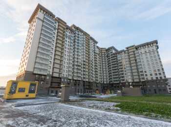 Общий вид на жилой комплекс Перемена
